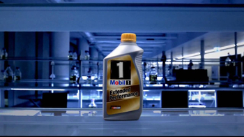 Mobil Gas TV Spot For Mobil 1 Extended Performance