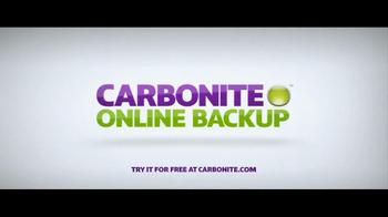 Carbonite TV Spot For Carbonite.com - Thumbnail 10