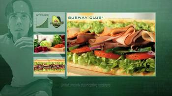 Subway Club TV Spot Featuring Apolo Ohno - Thumbnail 2