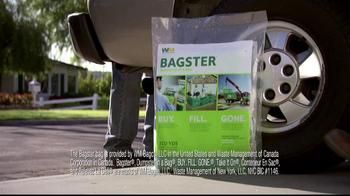 Waste Management TV Spot For Bagster Bag - Thumbnail 2