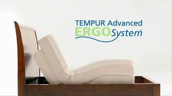 Tempur-Pedic TV Spot For Tempur-Pedic Advanced Ergo-System