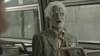 Starburst TV Spot, 'Bus Contradictions: Living Dead' - Thumbnail 10