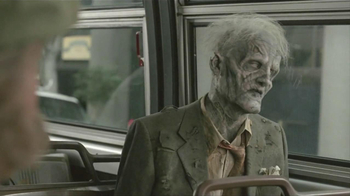 Starburst TV Spot, 'Bus Contradictions: Living Dead' - Thumbnail 6