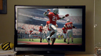 NCAA Football 13 TV Spot, 'Kiddo' - Thumbnail 4