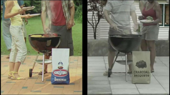 Kingsford TV Spot For Side By Side Grilling - Thumbnail 1