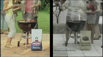 Kingsford TV Spot For Side By Side Grilling - Thumbnail 2
