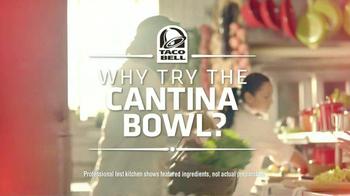 Taco Bell Cantina Bowl TV Spot, 'Why Try?' - Thumbnail 1
