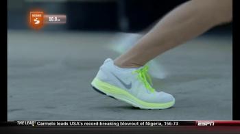 Nike+ TV Spot, 'Distance Run' - Thumbnail 2