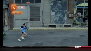 Nike+ TV Spot, 'Distance Run' - Thumbnail 6