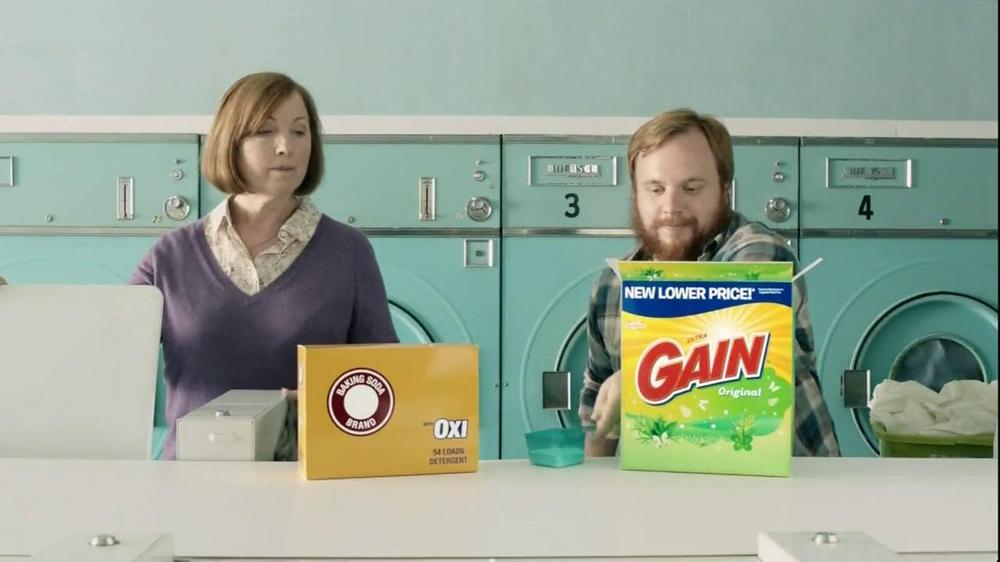 Gain Detergent TV Commercial, 'Revolving Door'