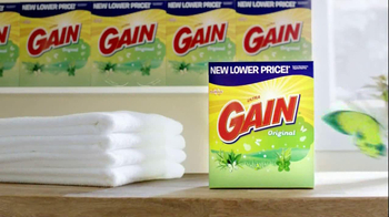 Gain Detergent TV Spot, 'Revolving Door' - Thumbnail 6