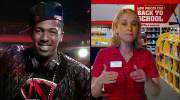 Office Depot TV Spot, 'Feel the Power' Featuring Nick Cannon - Thumbnail 4