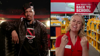 Office Depot TV Spot, 'Feel the Power' Featuring Nick Cannon - Thumbnail 7