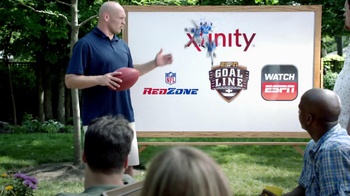 XFINITY TV Spot, 'No Pixie Dust' Featuring Brian Urlacher - Thumbnail 7