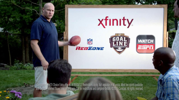 XFINITY TV Spot, 'No Pixie Dust' Featuring Brian Urlacher - Thumbnail 5