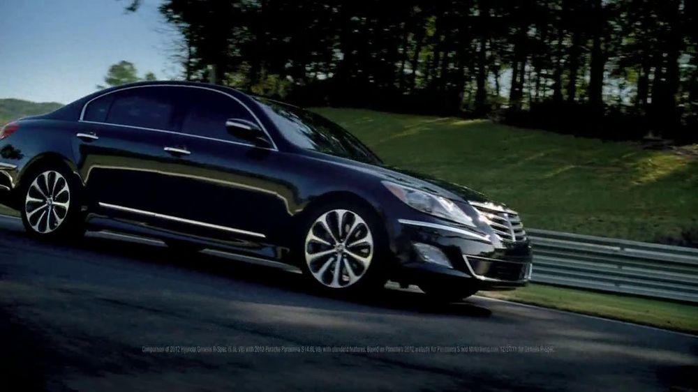 Hyundai Genesis R Spec >> Genesis R Spec 5 0 Tv Commercial Speed Video