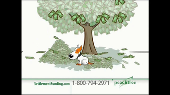 Peachtree Financial TV Spot For Get Rid Of Debt Dog Animation - Thumbnail 10