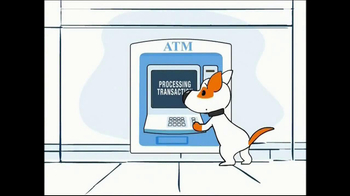 Peachtree Financial TV Spot For Get Rid Of Debt Dog Animation - Thumbnail 3