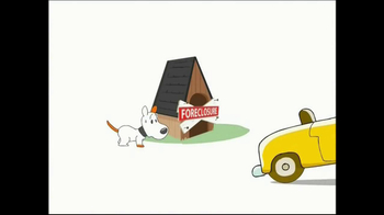 Peachtree Financial TV Spot For Get Rid Of Debt Dog Animation - Thumbnail 4