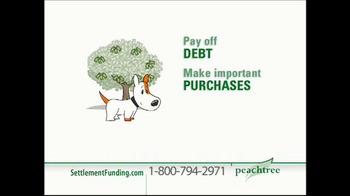 Peachtree Financial TV Spot For Get Rid Of Debt Dog Animation - Thumbnail 7
