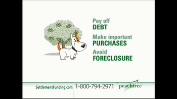 Peachtree Financial TV Spot For Get Rid Of Debt Dog Animation - Thumbnail 8