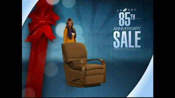 La-Z-Boy TV Spot For 85th Anniversary Sale - Thumbnail 2