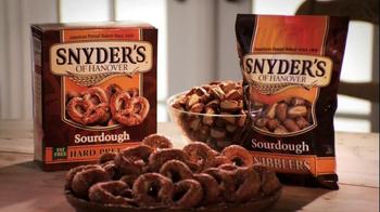 Snyder's of Hanover TV Spot For Snyder's Sourdough - Thumbnail 8