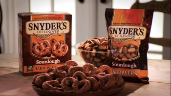 Snyder's of Hanover TV Spot For Snyder's Sourdough