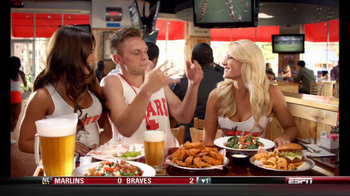 Hooters TV Spot For Angel And Devil Owl - Thumbnail 8