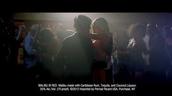 Malibu Rum TV Spot For Malibu Red Featuring Ne-Yo - Thumbnail 6
