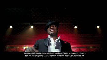 Malibu Rum TV Spot For Malibu Red Featuring Ne-Yo - Thumbnail 7