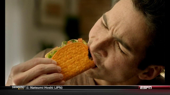 Taco Bell Doritos Locos Tacos TV Spot, 'Year to Perfect' - Thumbnail 3