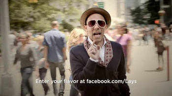 Lay's TV Spot, 'Do Us A Flavor' Featuring Eva Longoria - Thumbnail 6