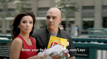 Lay's TV Spot, 'Do Us A Flavor' Featuring Eva Longoria - Thumbnail 7