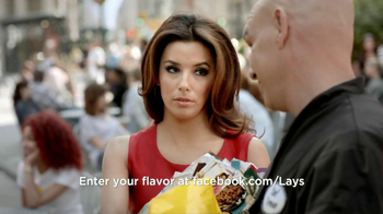 Lay's TV Spot, 'Do Us A Flavor' Featuring Eva Longoria - Thumbnail 8