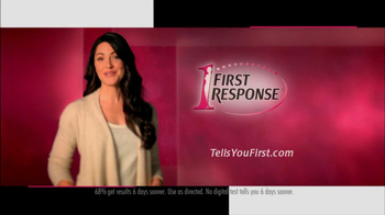 First Response TV Spot For Tells You First - Thumbnail 6