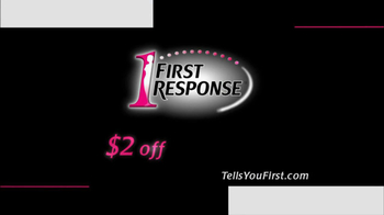 First Response TV Spot For Tells You First - Thumbnail 7