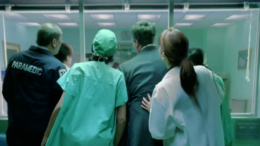 Aflac TV Commercial, 'Hospital Benefits'