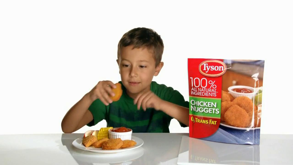 Tyson Foods Tv Commercial For Chicken Nuggets Ispot