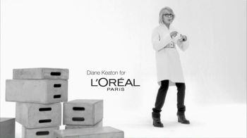 L'Oreal Age Perfect Hydra-Nutrition Golden Balm TV Spot, 'New Thing' Feat. Diane Keaton