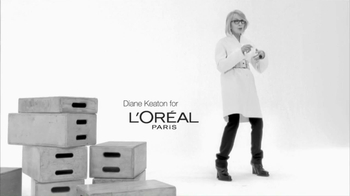 L'Oreal Age Perfect Hydra-Nutrition Golden Balm TV Spot Feat. Diane Keaton - 632 commercial airings