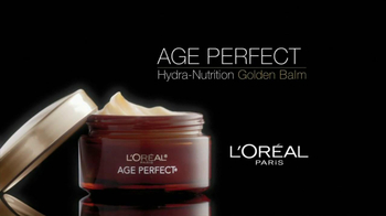 L'Oreal Age Perfect Hydra-Nutrition Golden Balm TV Spot Feat. Diane Keaton - Thumbnail 3