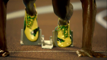 Gatorade TV Spot, 'We Were There for Real' Featuring Usain Bolt - Thumbnail 10