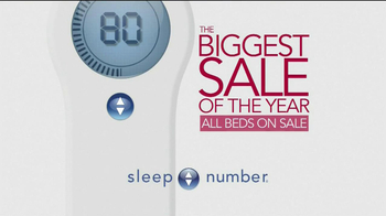 Sleep Number TV Spot For The Biggest Sale of the Year - Thumbnail 8