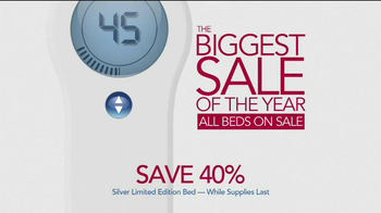Sleep Number TV Spot For The Biggest Sale of the Year - Thumbnail 9