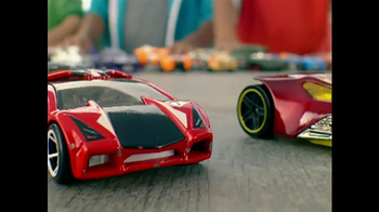 Hot Wheels TV Spot For Collect and Compete - Thumbnail 5