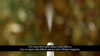 Nasonex TV Spot For Seasonal Allergies Featuring The Nasonex Bee - Thumbnail 5