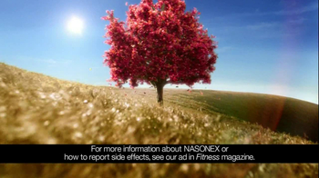 Nasonex TV Spot For Seasonal Allergies Featuring The Nasonex Bee - Thumbnail 6