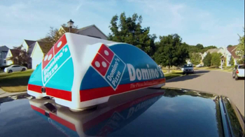 Domino's TV Spot, 'Ultimate Pizza Delivery Vehicle' - Thumbnail 1