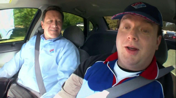 Domino's TV Spot, 'Ultimate Pizza Delivery Vehicle' - Thumbnail 8